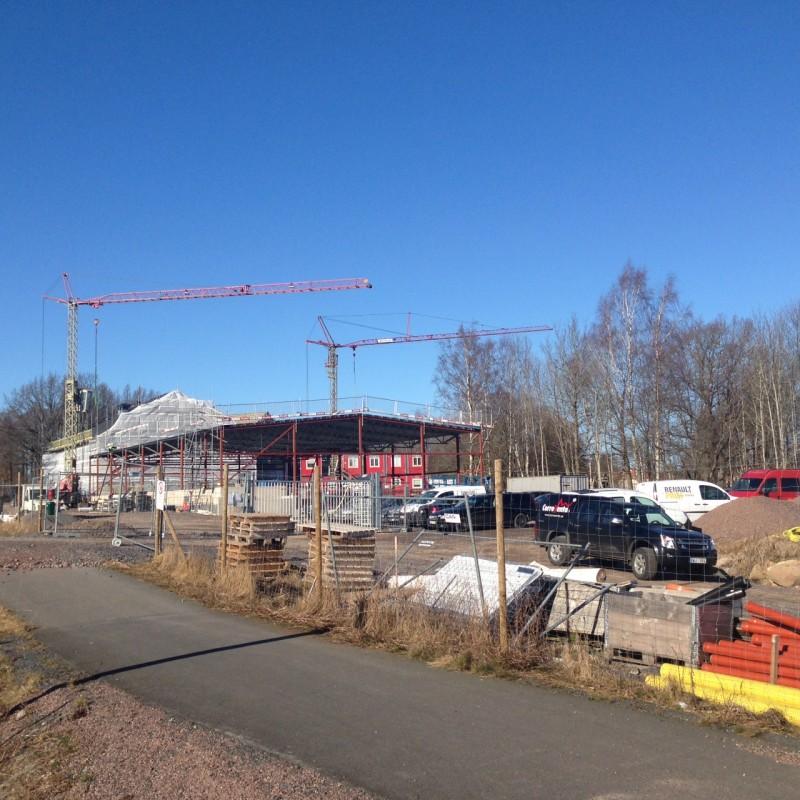 Ny skola i Torp Bankeryd